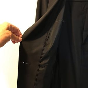 Ann Taylor Jackets & Coats - ANN TAYLOR Black Wool Jacket/Pants 12